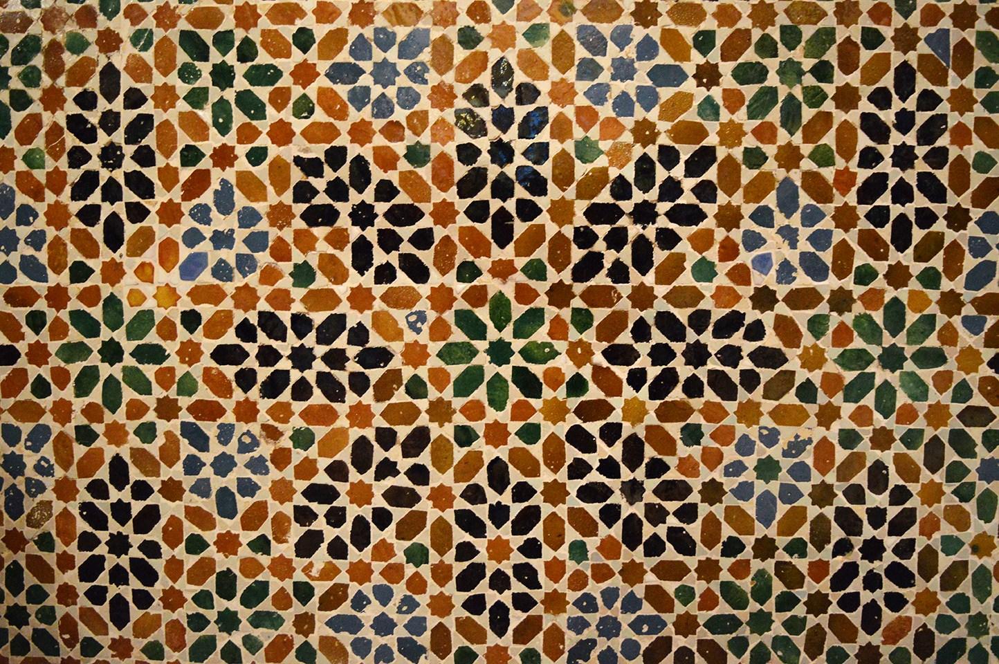 Azulejos de la mezquita de cordoba for Casa de azulejos cordoba