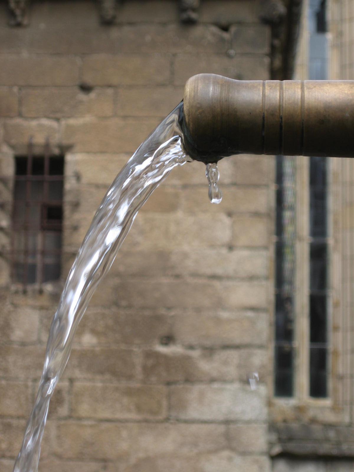 ca o de agua en betanzos