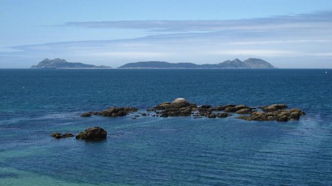 Islas Cíes desde Vigo