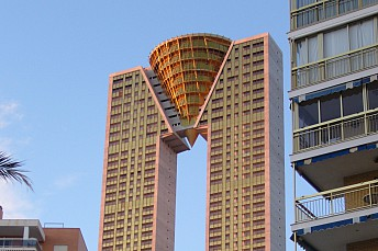 Edificio Intempo Benidorm
