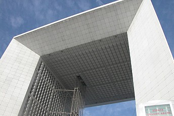 La Grande Arche de La Defense (Paris)