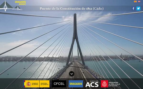 Imagen 1 de 6 - Puente de la Constituci贸n de 1812 (C谩diz)