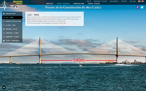 Imagen 3 de 6 - Puente de la Constituci贸n de 1812 (C谩diz)
