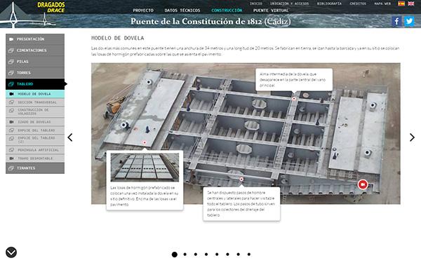 Imagen 4 de 6 - Puente de la Constituci贸n de 1812 (C谩diz)