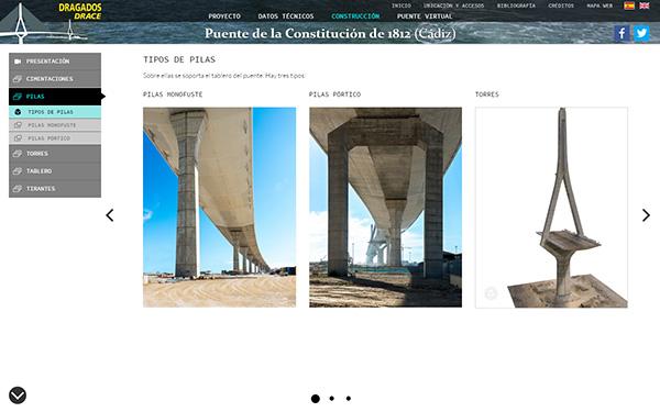 Imagen 5 de 6 - Puente de la Constituci贸n de 1812 (C谩diz)