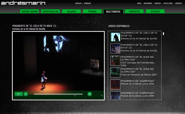 Imagen 3 de 6 - Compañía de Andrés Marín