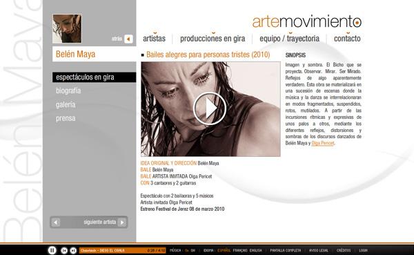Imagen 3 de 7 - Arte Movimiento Producciones