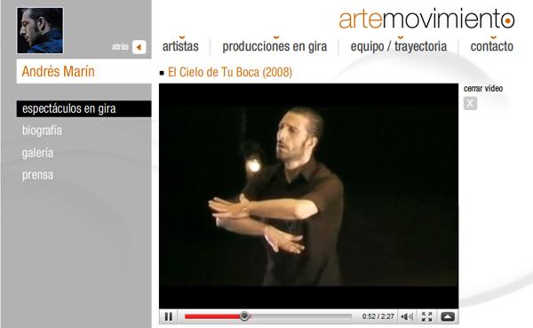 Imagen 5 de 7 - Arte Movimiento Producciones