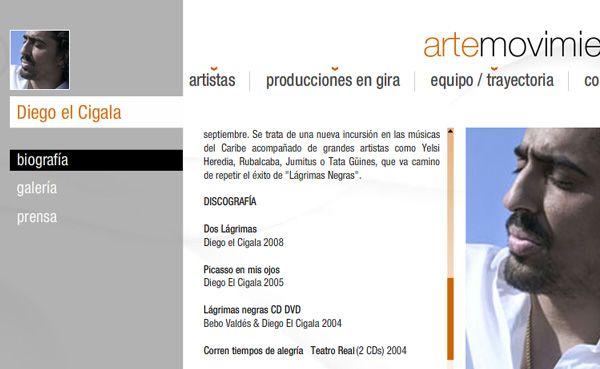 Imagen 7 de 7 - Arte Movimiento Producciones