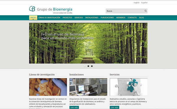Imagen 1 de 4 - Grupo de Bioenergía