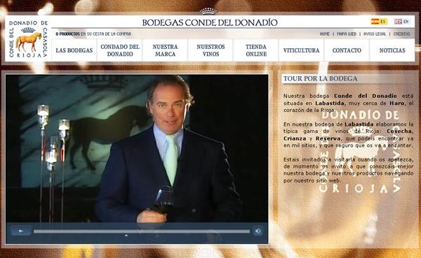 Imagen 1 de 4 - Bodegas Conde del Donadío
