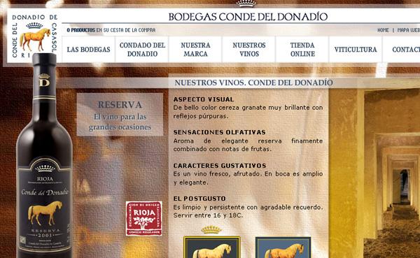 Imagen 4 de 4 - Bodegas Conde del Donadío