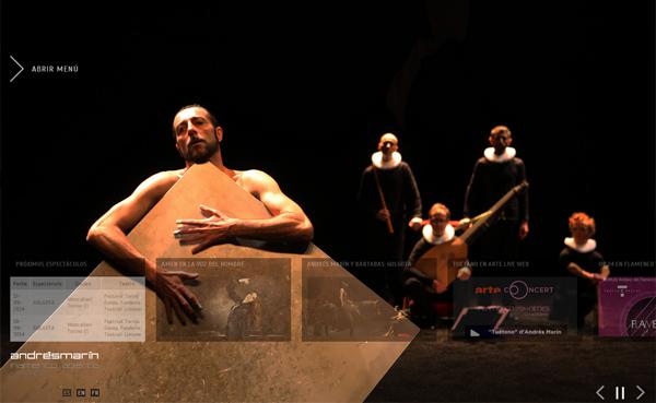Imagen 1 de 5 - Compañía de Andrés Marín
