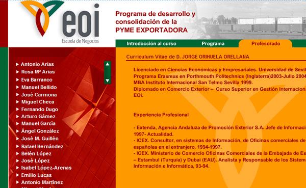 Imagen 3 de 4 - EOI Pymes exportadoras