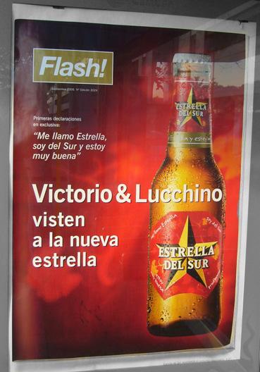 Imagen 1 de 3 - Estrella del Sur (Victorio y Lucchino)