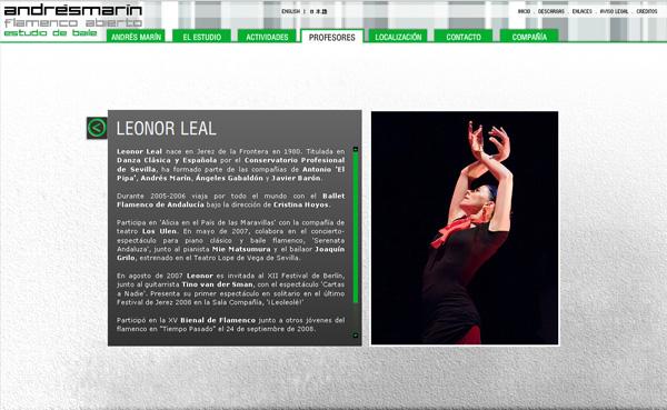 Imagen 4 de 6 - Andrés Marín Flamenco Abierto