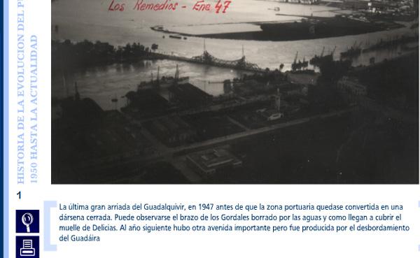 Imagen 4 de 5 - Historia Gráfica del Puerto de Sevilla