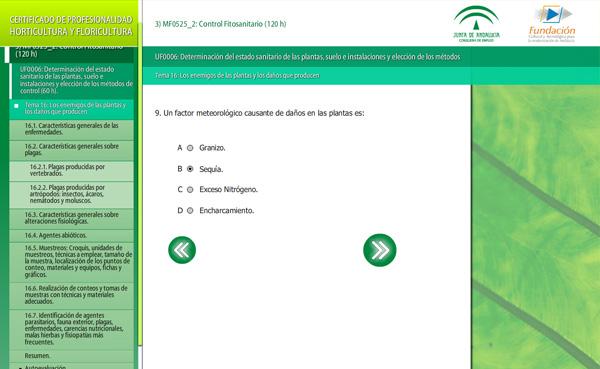 Imagen 3 de 4 - Certificado de profesionalidad de horticultura y floricultura