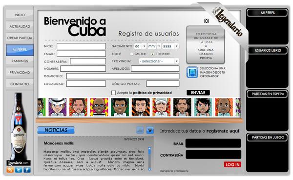Imagen 2 de 5 - Ron Legendario - juego online multijugador