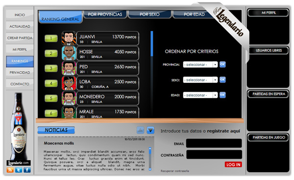 Imagen 4 de 5 - Ron Legendario - juego online multijugador