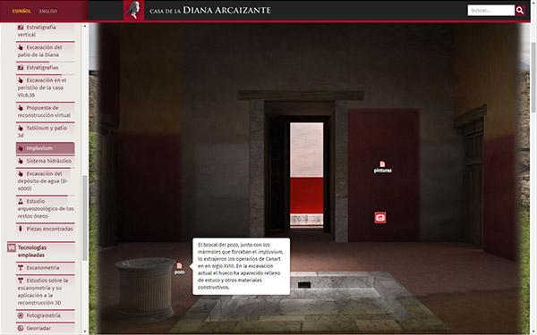 Imagen 6 de 7 - Libro multimedia Diana Arcaizante