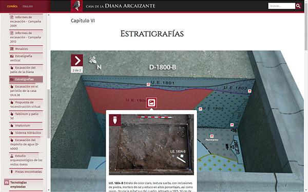Imagen 7 de 7 - Libro multimedia Diana Arcaizante