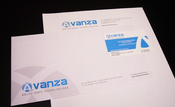 Imagen 2 de 2 - Logotipo Avanza Soluciones