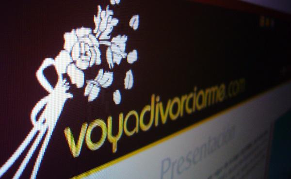 Imagen 4 de 4 - Logotipo VoyADivorciarme.com