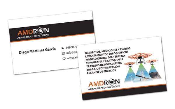 Imagen 4 de 4 - Logotipo AMDRON