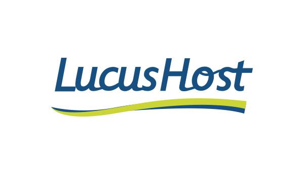 Imagen 1 de 6 - Identidad corporativa LucusHost