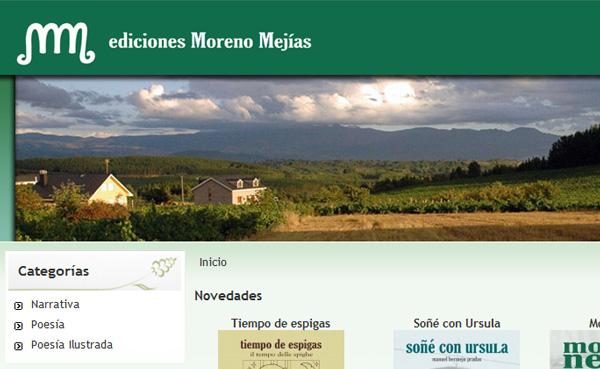 Imagen 1 de 3 - Ediciones Moreno Mejías
