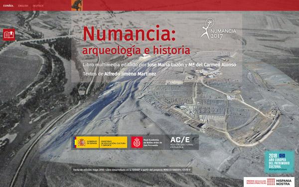 Imagen 1 de 6 - Numancia: arqueología e historia