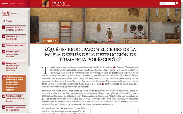 Imagen 2 de 6 - Numancia: arqueología e historia