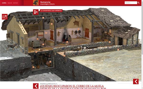 Imagen 3 de 6 - Numancia: arqueología e historia