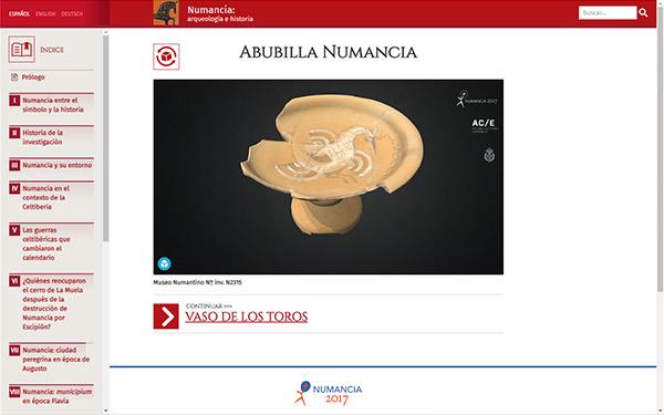 Imagen 4 de 6 - Numancia: arqueología e historia