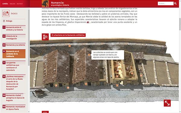 Imagen 5 de 6 - Numancia: arqueología e historia