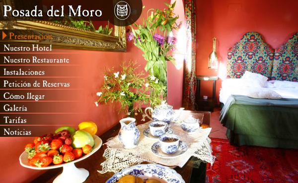 Imagen 1 de 5 - Hotel La Posada del Moro