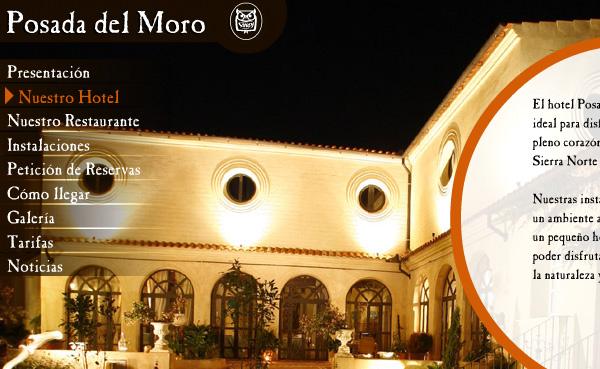 Imagen 3 de 5 - Hotel La Posada del Moro