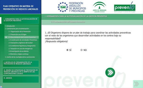 Imagen 3 de 7 - Plan Operativo en Prevenci贸n de Riesgos