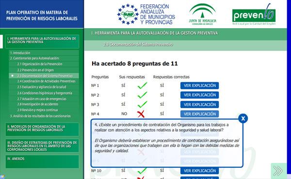 Imagen 4 de 7 - Plan Operativo en Prevenci贸n de Riesgos