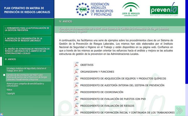 Imagen 6 de 7 - Plan Operativo en Prevenci贸n de Riesgos