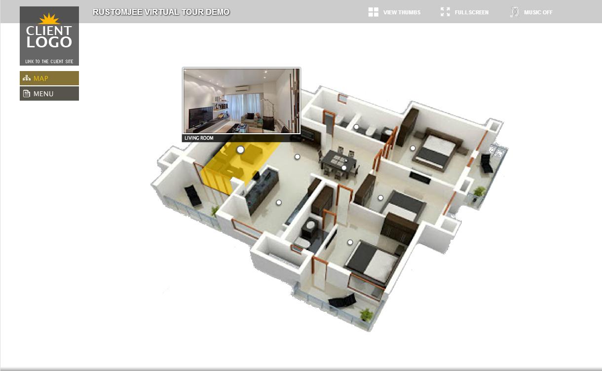 Imagen 4 de 4 - Elita Residential Virtual Tour