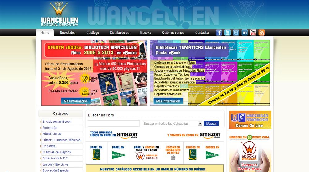 Imagen 1 de 5 - Editorial Deportiva Wanceulen