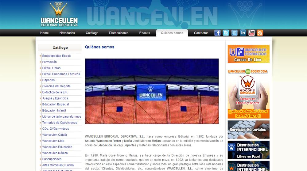 Imagen 3 de 5 - Editorial Deportiva Wanceulen