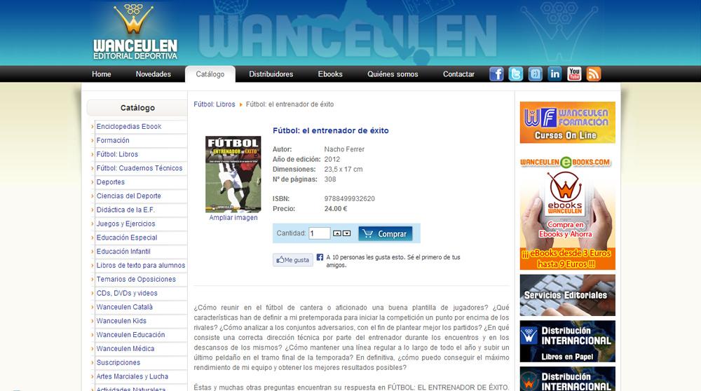 Imagen 4 de 5 - Editorial Deportiva Wanceulen