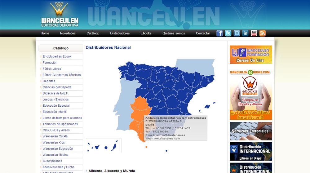 Imagen 5 de 5 - Editorial Deportiva Wanceulen